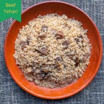 beef tehari desh catering service provider company dhaka