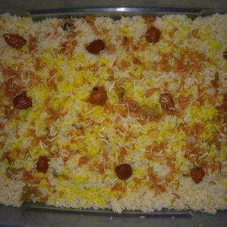 chicken biryani desh catering