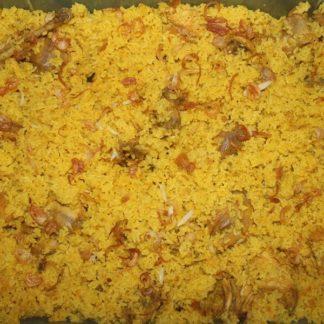 chicken bhuna khichuri desh catering
