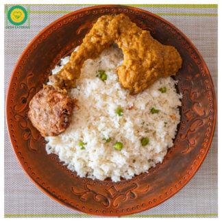 motorshuti peas polao chicken roast jali kabab desh catering service company dhaka