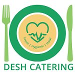 Desh Catering Service Company Logo Dhaka