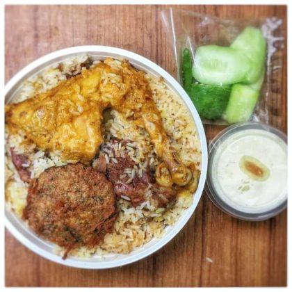Kacchi + Roast + Kabab + Firni