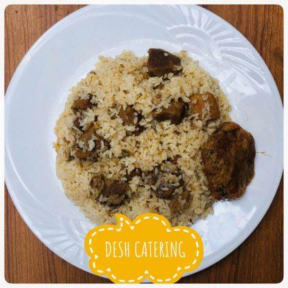 Beef Tehari Kabab