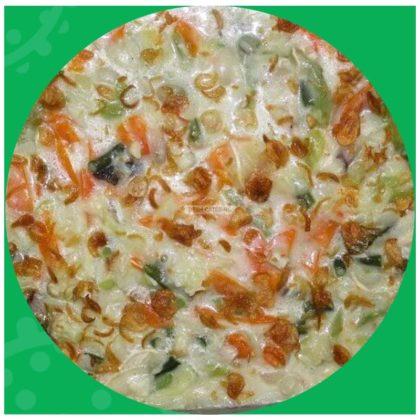 vegetable malai curry 1